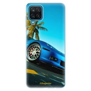 Odolné silikonové pouzdro iSaprio - Car 10 na mobil Samsung Galaxy A12