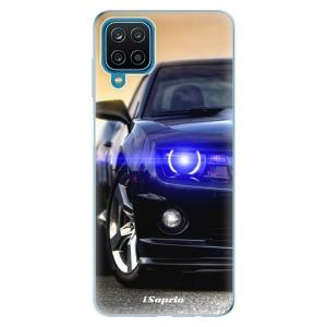 Odolné silikonové pouzdro iSaprio - Chevrolet 01 na mobil Samsung Galaxy A12