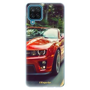 Odolné silikonové pouzdro iSaprio - Chevrolet 02 na mobil Samsung Galaxy A12