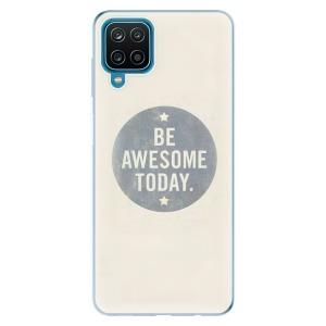Odolné silikonové pouzdro iSaprio - Awesome 02 na mobil Samsung Galaxy A12