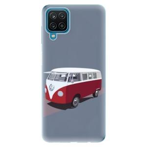 Odolné silikonové pouzdro iSaprio - VW Bus na mobil Samsung Galaxy A12