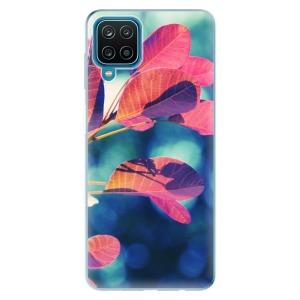 Odolné silikonové pouzdro iSaprio - Autumn 01 na mobil Samsung Galaxy A12
