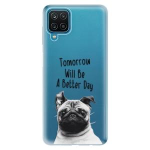 Odolné silikonové pouzdro iSaprio - Better Day 01 na mobil Samsung Galaxy A12
