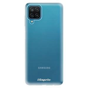Odolné silikonové pouzdro iSaprio - 4Pure - čiré bez potisku na mobil Samsung Galaxy A12