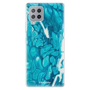 Odolné silikonové pouzdro iSaprio - BlueMarble 15 na mobil Samsung Galaxy A42 5G