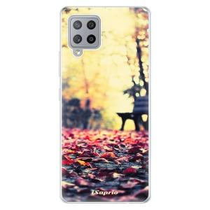 Odolné silikonové pouzdro iSaprio - Bench 01 na mobil Samsung Galaxy A42 5G