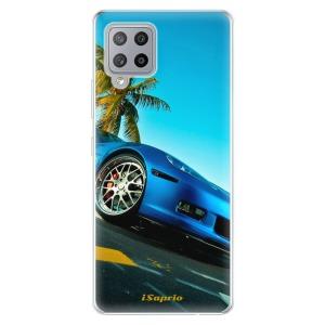 Odolné silikonové pouzdro iSaprio - Car 10 na mobil Samsung Galaxy A42 5G