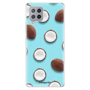 Odolné silikonové pouzdro iSaprio - Coconut 01 na mobil Samsung Galaxy A42 5G