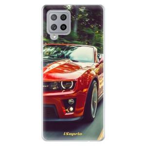 Odolné silikonové pouzdro iSaprio - Chevrolet 02 na mobil Samsung Galaxy A42 5G