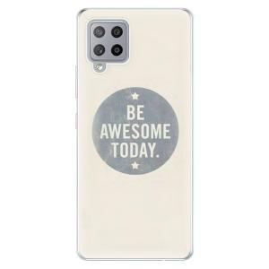 Odolné silikonové pouzdro iSaprio - Awesome 02 na mobil Samsung Galaxy A42 5G