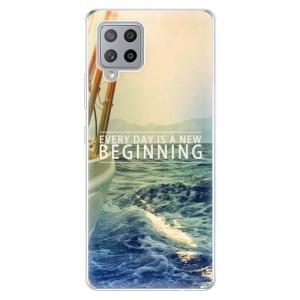 Odolné silikonové pouzdro iSaprio - Beginning na mobil Samsung Galaxy A42 5G