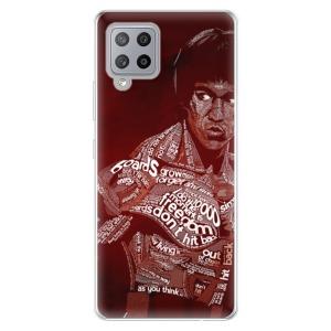 Odolné silikonové pouzdro iSaprio - Bruce Lee na mobil Samsung Galaxy A42 5G