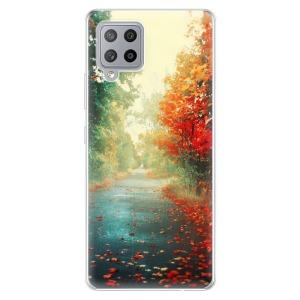 Odolné silikonové pouzdro iSaprio - Autumn 03 na mobil Samsung Galaxy A42 5G