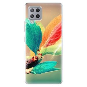 Odolné silikonové pouzdro iSaprio - Autumn 02 na mobil Samsung Galaxy A42 5G
