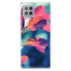 Odolné silikonové pouzdro iSaprio - Autumn 01 na mobil Samsung Galaxy A42 5G