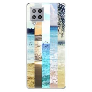 Odolné silikonové pouzdro iSaprio - Aloha 02 na mobil Samsung Galaxy A42 5G