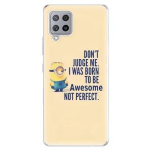 Odolné silikonové pouzdro iSaprio - Be Awesome na mobil Samsung Galaxy A42 5G