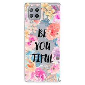 Odolné silikonové pouzdro iSaprio - BeYouTiful na mobil Samsung Galaxy A42 5G