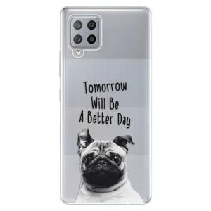 Odolné silikonové pouzdro iSaprio - Better Day 01 na mobil Samsung Galaxy A42 5G