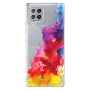 Odolné silikonové pouzdro iSaprio - Color Splash 01 na mobil Samsung Galaxy A42 5G