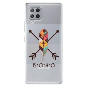Odolné silikonové pouzdro iSaprio - BOHO na mobil Samsung Galaxy A42 5G