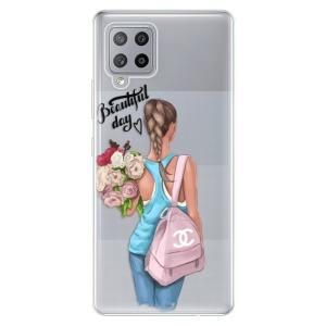 Odolné silikonové pouzdro iSaprio - Beautiful Day na mobil Samsung Galaxy A42 5G