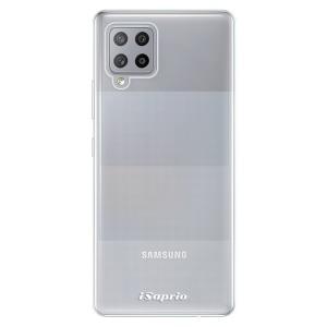 Odolné silikonové pouzdro iSaprio - 4Pure - čiré bez potisku na mobil Samsung Galaxy A42 5G