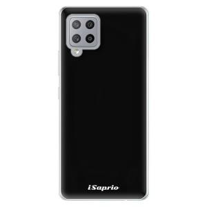 Odolné silikonové pouzdro iSaprio - 4Pure - černé na mobil Samsung Galaxy A42 5G
