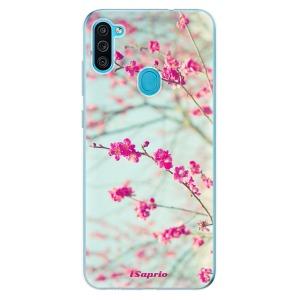 Odolné silikonové pouzdro iSaprio - Blossom 01 na mobil Samsung Galaxy M11