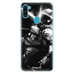 Odolné silikonové pouzdro iSaprio - Astronaut 02 na mobil Samsung Galaxy M11
