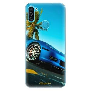 Odolné silikonové pouzdro iSaprio - Car 10 na mobil Samsung Galaxy M11