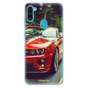 Odolné silikonové pouzdro iSaprio - Chevrolet 02 na mobil Samsung Galaxy M11