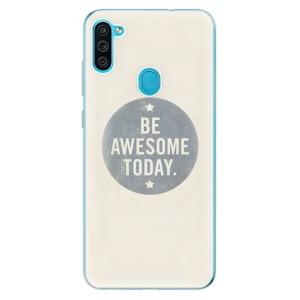 Odolné silikonové pouzdro iSaprio - Awesome 02 na mobil Samsung Galaxy M11