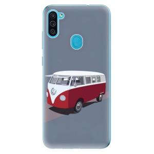 Odolné silikonové pouzdro iSaprio - VW Bus na mobil Samsung Galaxy M11