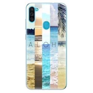 Odolné silikonové pouzdro iSaprio - Aloha 02 na mobil Samsung Galaxy M11