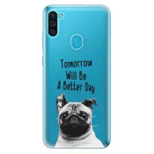 Odolné silikonové pouzdro iSaprio - Better Day 01 na mobil Samsung Galaxy M11