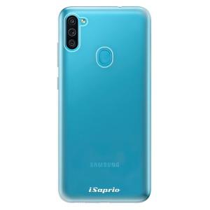 Odolné silikonové pouzdro iSaprio - 4Pure - čiré bez potisku na mobil Samsung Galaxy M11