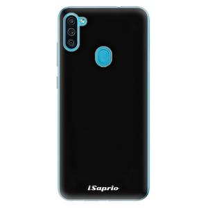 Odolné silikonové pouzdro iSaprio - 4Pure - černé na mobil Samsung Galaxy M11