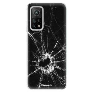 Odolné silikonové pouzdro iSaprio - Broken Glass 10 na mobil Xiaomi Mi 10T / Xiaomi Mi 10T Pro