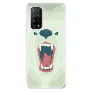 Odolné silikonové pouzdro iSaprio - Angry Bear na mobil Xiaomi Mi 10T / Xiaomi Mi 10T Pro