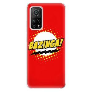 Odolné silikonové pouzdro iSaprio - Bazinga 01 na mobil Xiaomi Mi 10T / Xiaomi Mi 10T Pro