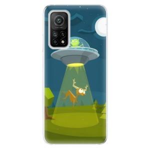 Odolné silikonové pouzdro iSaprio - Alien 01 na mobil Xiaomi Mi 10T / Xiaomi Mi 10T Pro