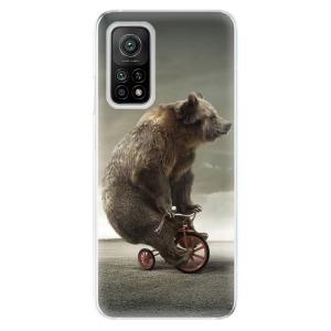 Odolné silikonové pouzdro iSaprio - Bear 01 na mobil Xiaomi Mi 10T / Xiaomi Mi 10T Pro