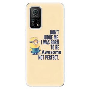 Odolné silikonové pouzdro iSaprio - Be Awesome na mobil Xiaomi Mi 10T / Xiaomi Mi 10T Pro