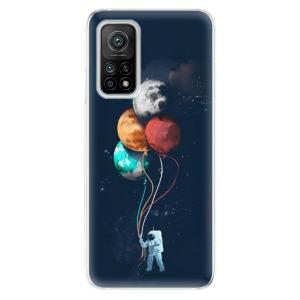 Odolné silikonové pouzdro iSaprio - Balloons 02 na mobil Xiaomi Mi 10T / Xiaomi Mi 10T Pro