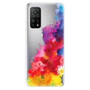 Odolné silikonové pouzdro iSaprio - Color Splash 01 na mobil Xiaomi Mi 10T / Xiaomi Mi 10T Pro