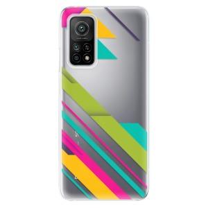 Odolné silikonové pouzdro iSaprio - Color Stripes 03 na mobil Xiaomi Mi 10T / Xiaomi Mi 10T Pro