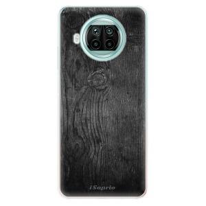 Odolné silikonové pouzdro iSaprio - Black Wood 13 na mobil Xiaomi Mi 10T Lite