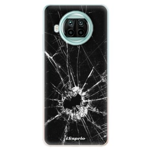 Odolné silikonové pouzdro iSaprio - Broken Glass 10 na mobil Xiaomi Mi 10T Lite