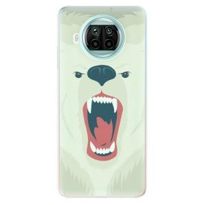 Odolné silikonové pouzdro iSaprio - Angry Bear na mobil Xiaomi Mi 10T Lite